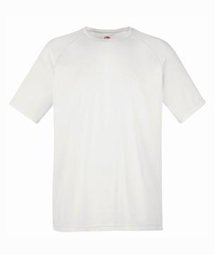 Performance T-shirt Size Guide Spec Kicking Man Tshirts