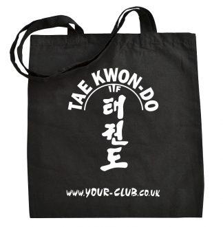 Taekwondo Tote Bags