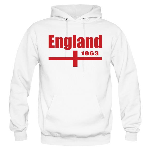 ENGLAND 1863 Hoodie engW1-hoodie