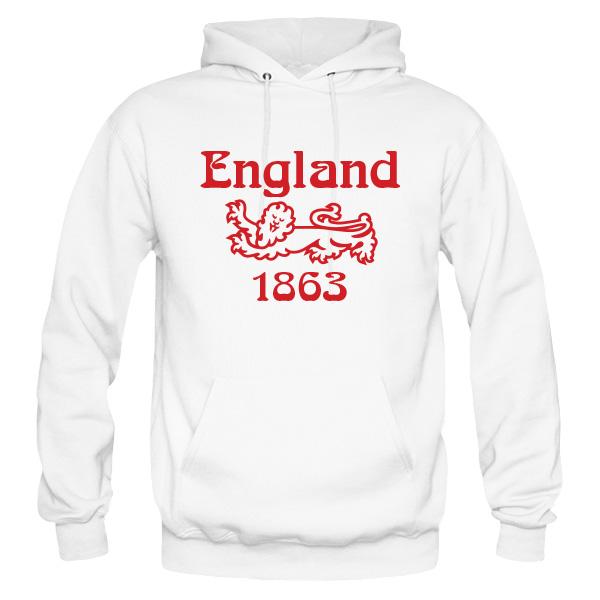 England Football Hoodie engW3-hoodie