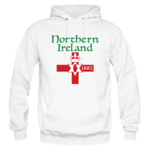 NORTHERN IRELAND Football Hoodies