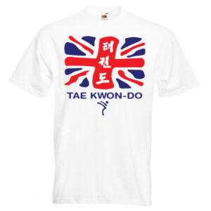 British Taekwondo TShirt