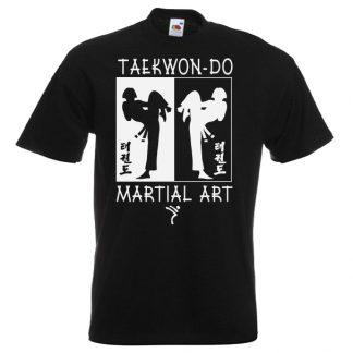 Martial Art Taekwondo