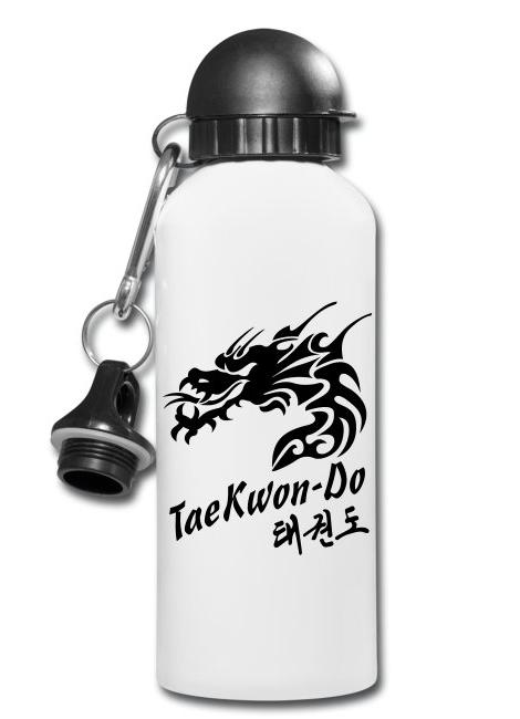 Customisable Taekwondo products drink bottles