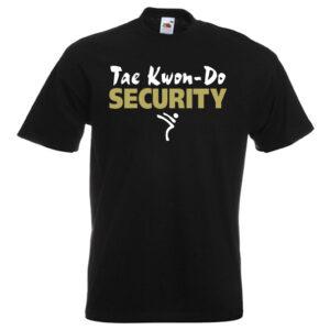 Taekwondo Security