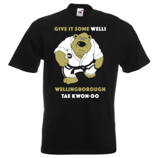 Wellingborough Taekwondo t-shirts