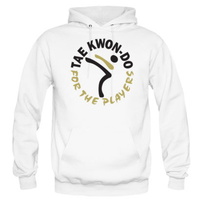 taekwondo for the players hoodies