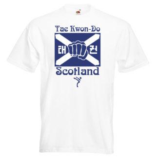 Scotland Taekwondo T-Shirt