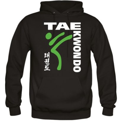 TAEKWONDO Kicking Man