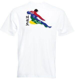 Taekwon-do Flying KickingMan