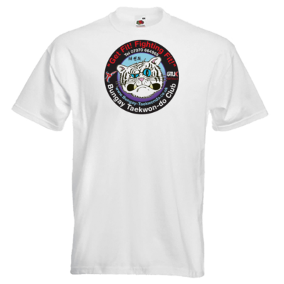 Bungay Taekwondo t-shirt
