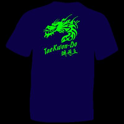 Taekwon-do Dragon T-Shirt