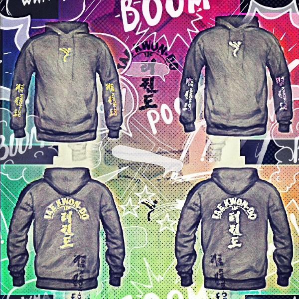 ITF hoodie