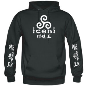 iceni taekwon-do hoodie